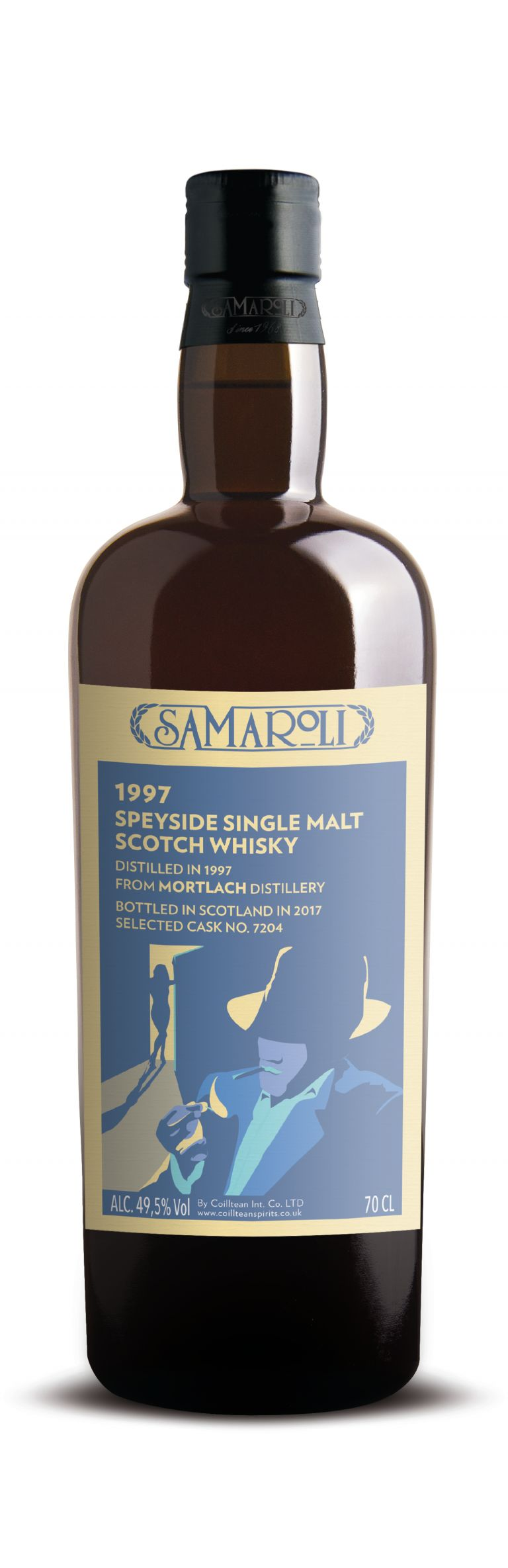 1997 Mortlach - Speyside Single Malt Scotch Whisky - ed. 2017 - 70 cl
