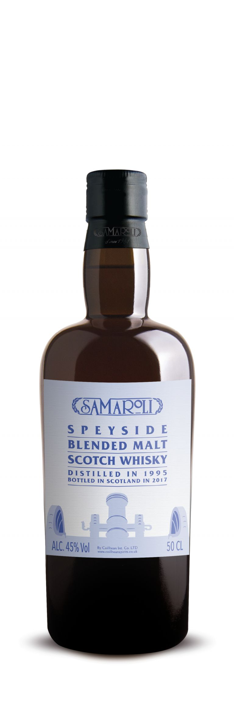1995 Speyside - Blended Malt Scotch Whisky - ed. 2017 - 50 cl